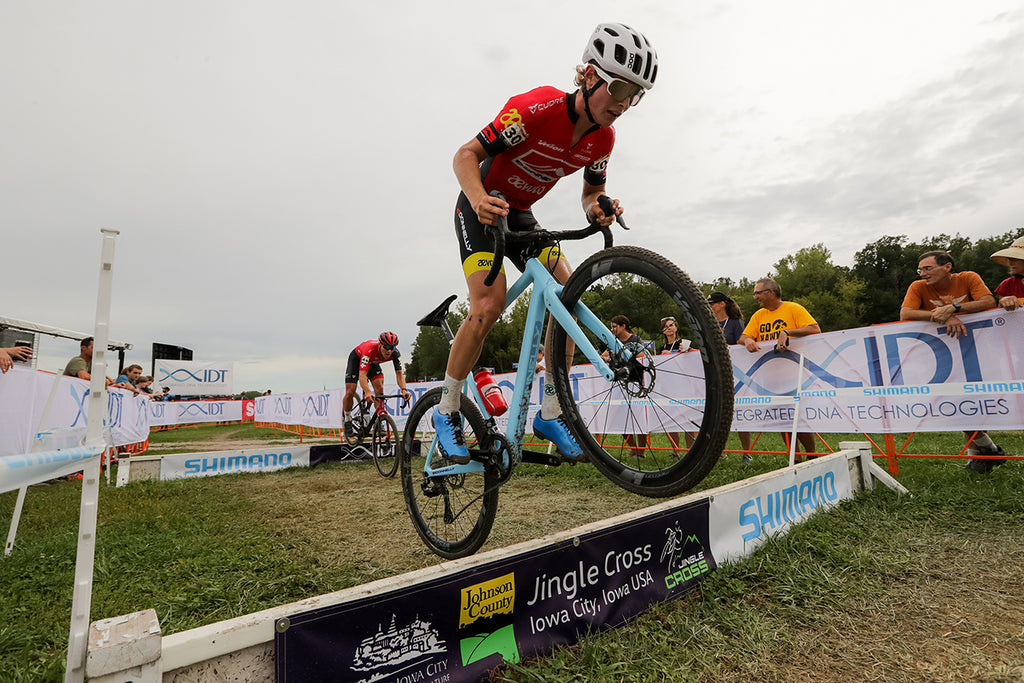 Gage Hecht Lance Haidet Donnelly Cyclocross