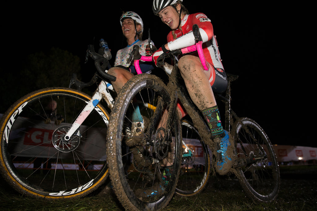 Laurel Rathbun Donnelly C//C Cylcocross Jinglecross