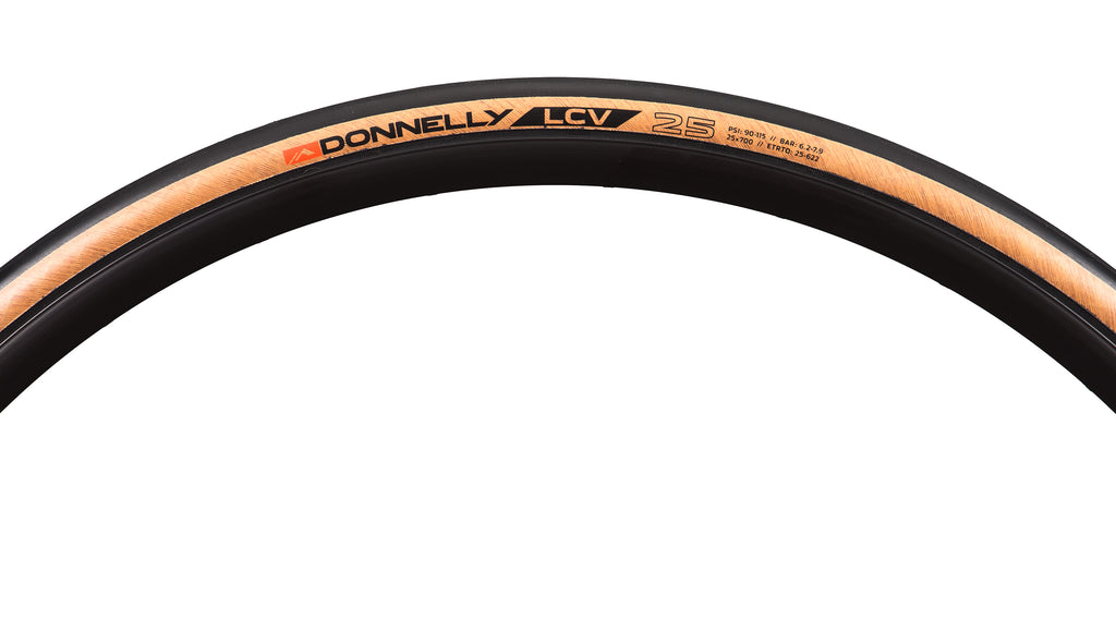 Donnelly LCV Hagens Berman Supermint Aevolo road tires
