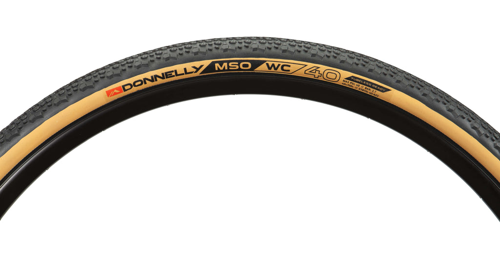 Donnelly MSO WC Gravel Tires