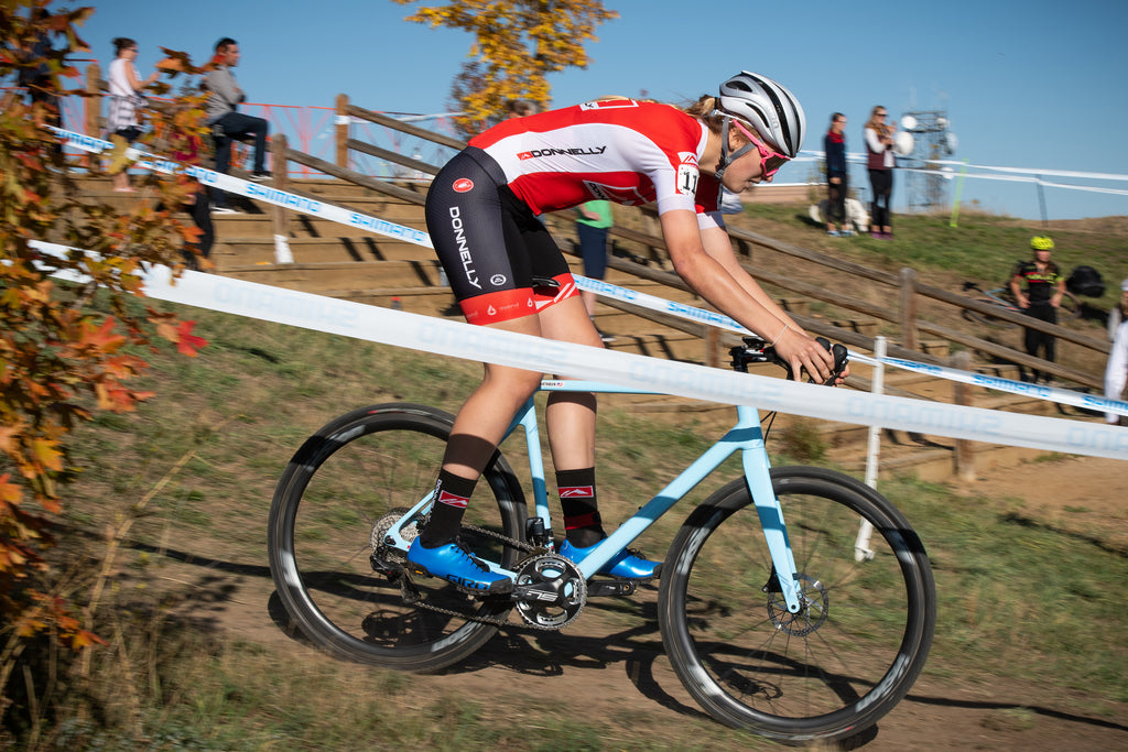 Laurel Rathbun Donnelly Cyclocross Tires Bikes PDX LAS MXP