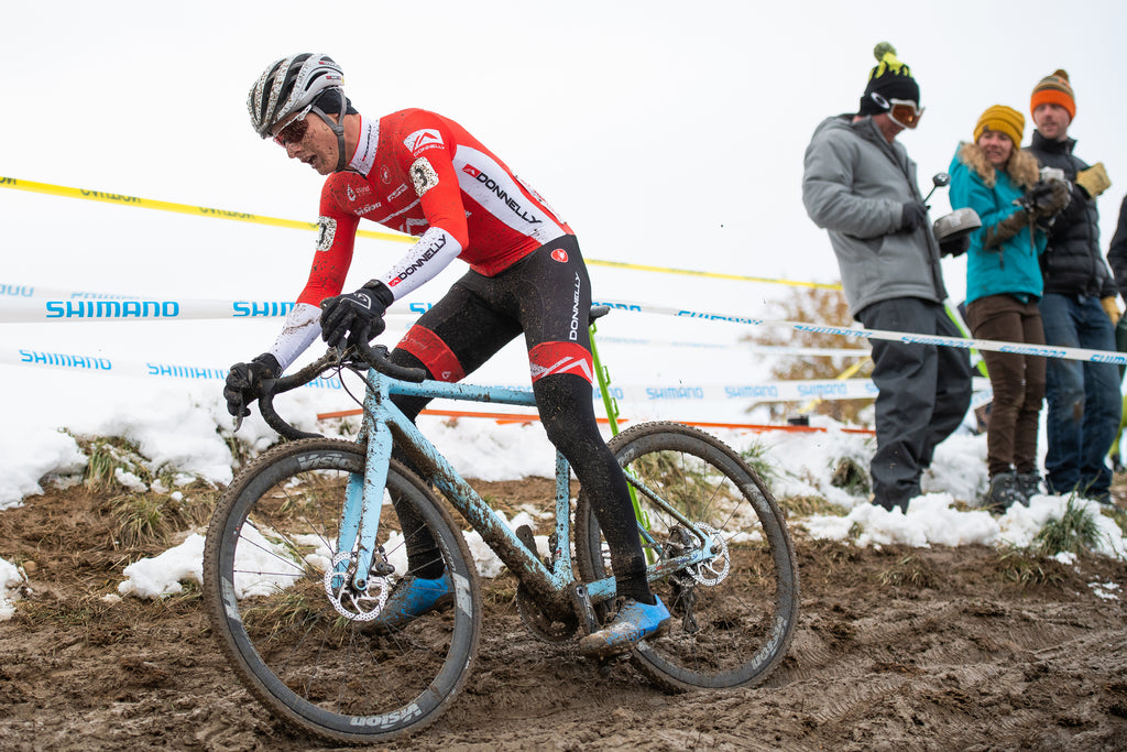 Lance Haidet Donnelly Cyclocross Tires Bikes PDX LAS MXP