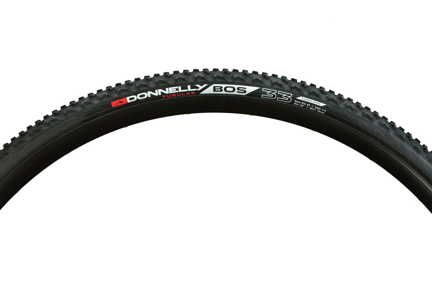 Tubeless Donnelly BOS Tire