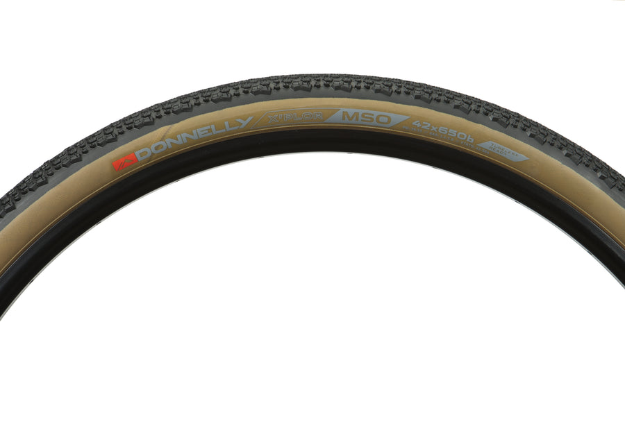 X'Plor MSO 650b X 42 - Tubeless Ready Clincher - Tan Sidewall