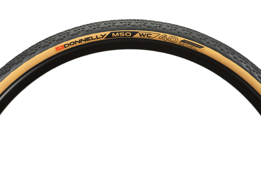 X'Plor MSO WC 700 X 40 - Tubeless Ready Clincher Tan