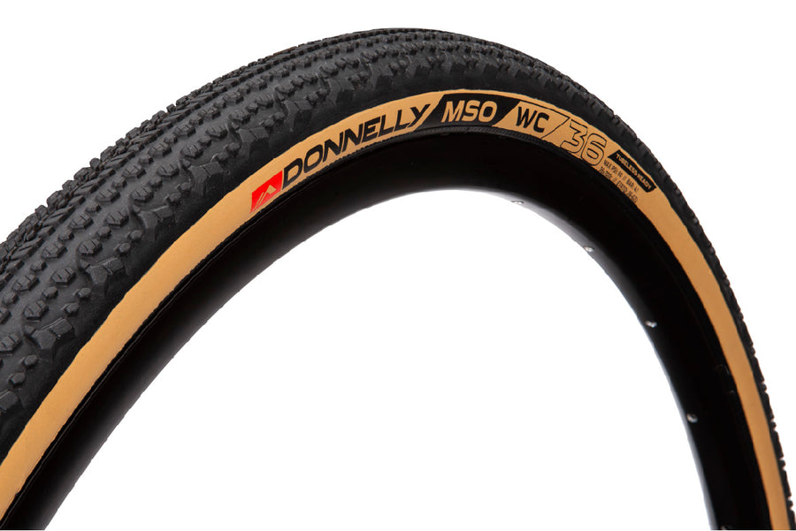 X'Plor MSO WC 700 X 36 - Tubeless Ready Clincher Tan