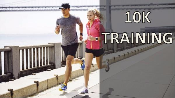 10K101 10K runner's training