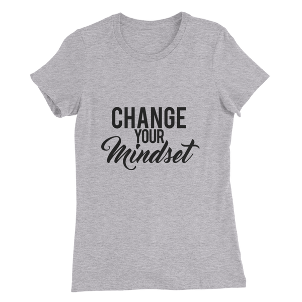 Change Your Mindset tee