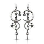 M❣L destination Lune Stella earrings