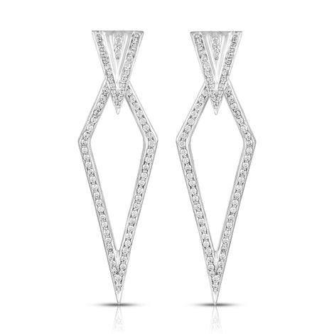 M❣L Red Carpet Love Arena Earring