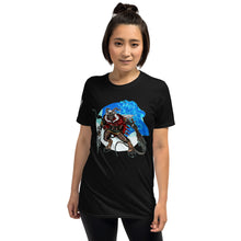 Load image into Gallery viewer, Legends Retold : Krampus scourge of the wicked ( Short-Sleeve Unisex T-Shirt )