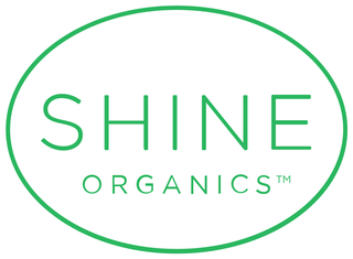 Each Shine Organics Pouch contains a special blend of healthy, organic, super ingredients.