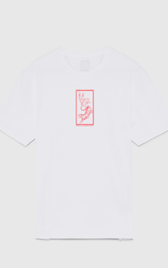 Laughing Tiger White T-shirt