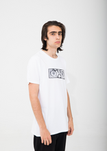 Chaos Eyes White T-Shirt