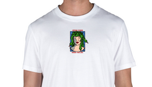 Medusa White T-Shirt