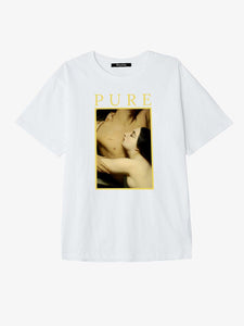 Pure White T-Shirt