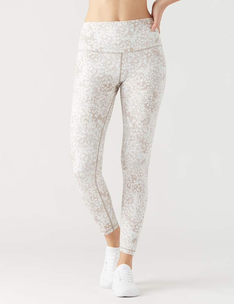 High Power Legging: Seafloor Print