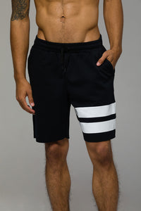 O Sweat Short: Black