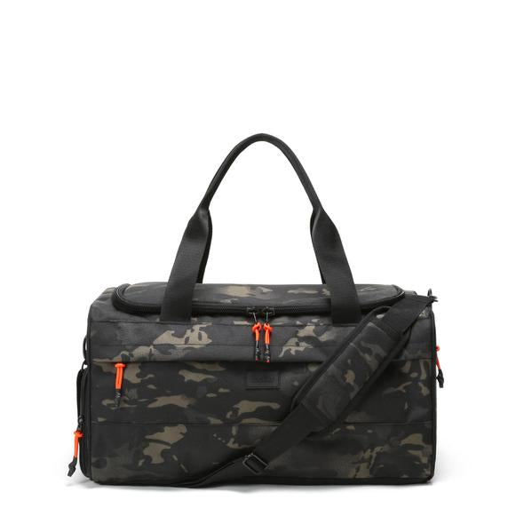Boost Duffel: Abstract Camo