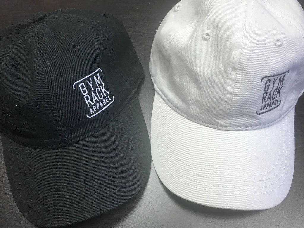 Gym Rack Apparel Cap
