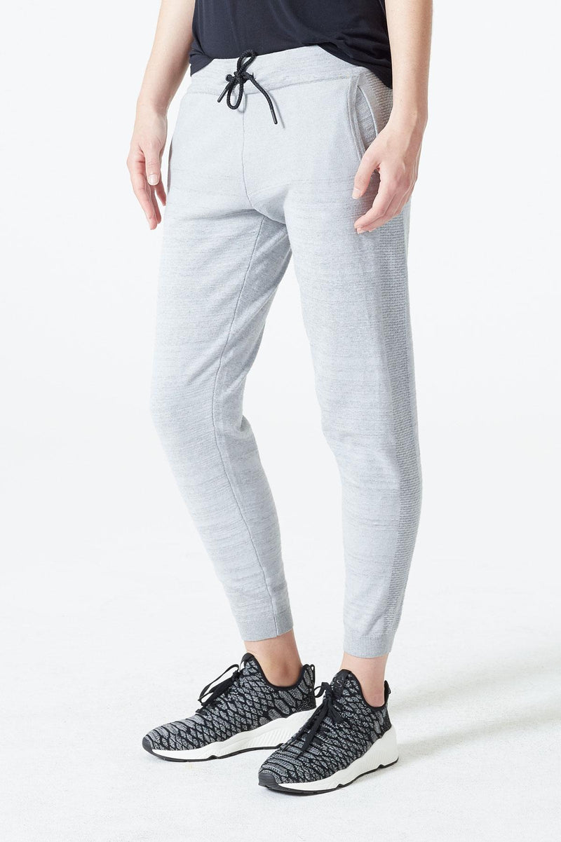 Triumph Jogger: Heather Concrete