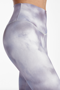 High Waist Signature Legging: Soft Moonstone Dye