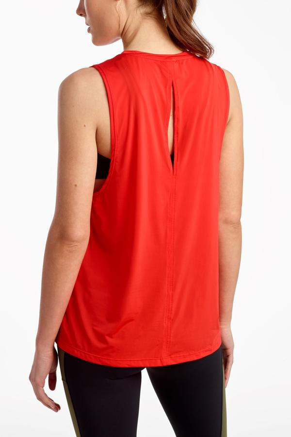 Muscle Up Tank: Flame