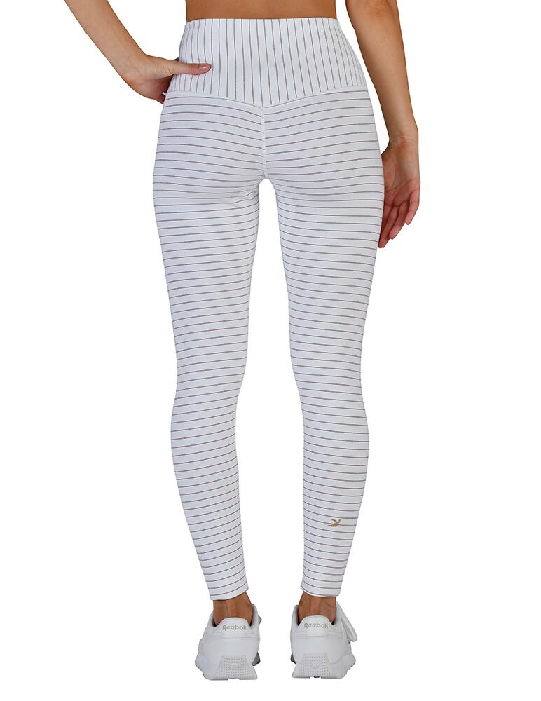 Sultry Legging: White