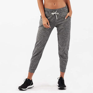 Performance Jogger: Charcoal Heather