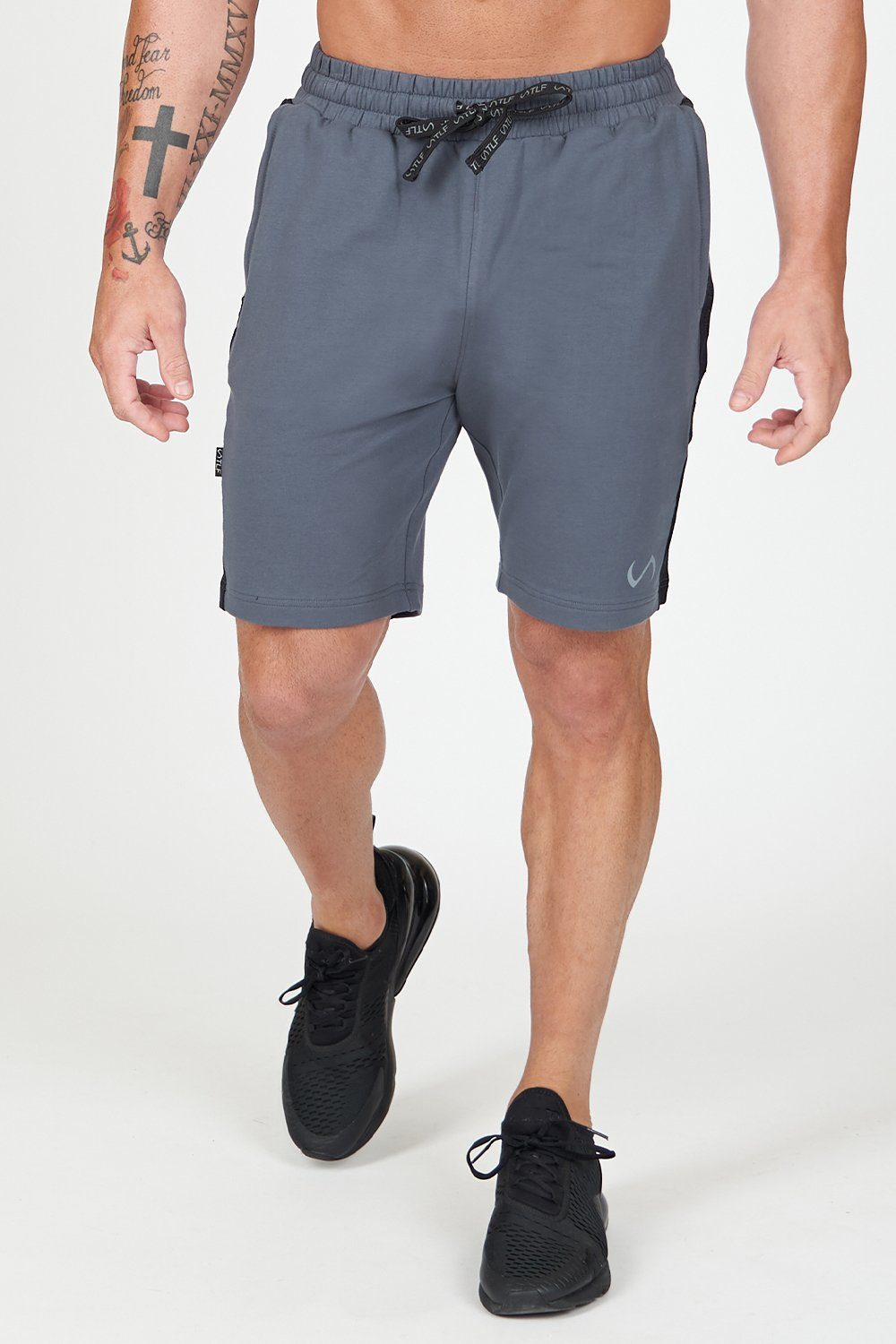 Air-Flex French Terry Short: Turbulence