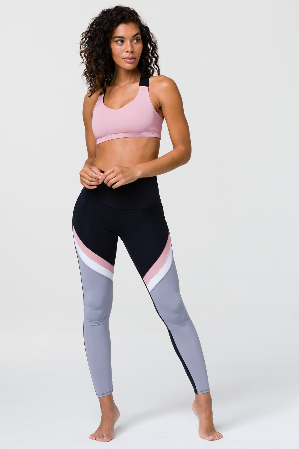 Chrome Legging: Fossil Combo