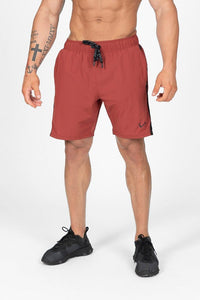 Air-Flex Gym Shorts: Crimson