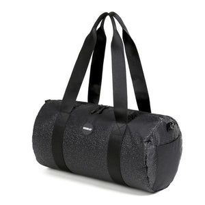 Iconic Duffel: Black Foil