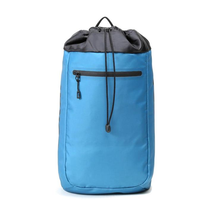 Stride Cinch Backpack: Blue