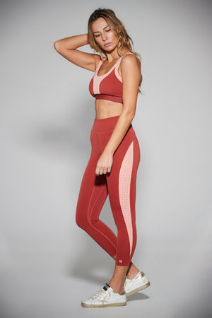 Rejoice Crop Legging