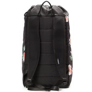 Stride Cinch Backpack: Rose Black