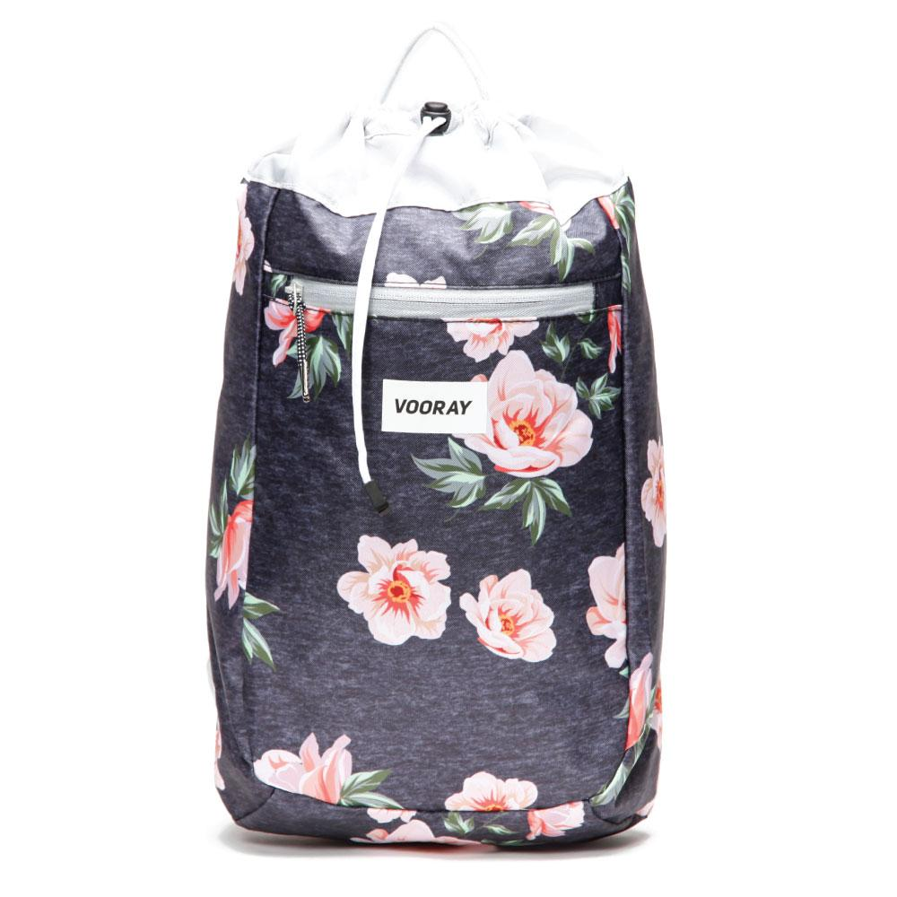 Stride Cinch Backpack: Rose Navy