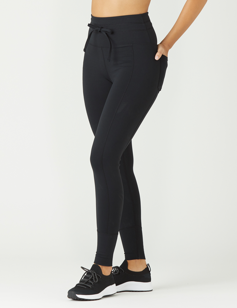 Vagabond Legging: Black