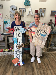 Mother's Day Weekend Workshop (Clermont)