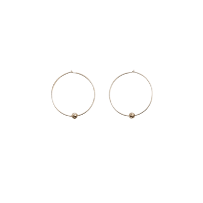 Disco Ball Gold Sleeper Earring - FANCI ME
