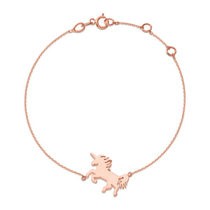 Dreamy Unicorn Bracelet.