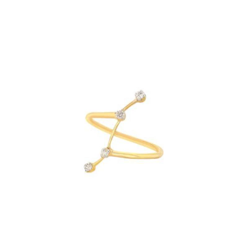 Aries Constellations Ring