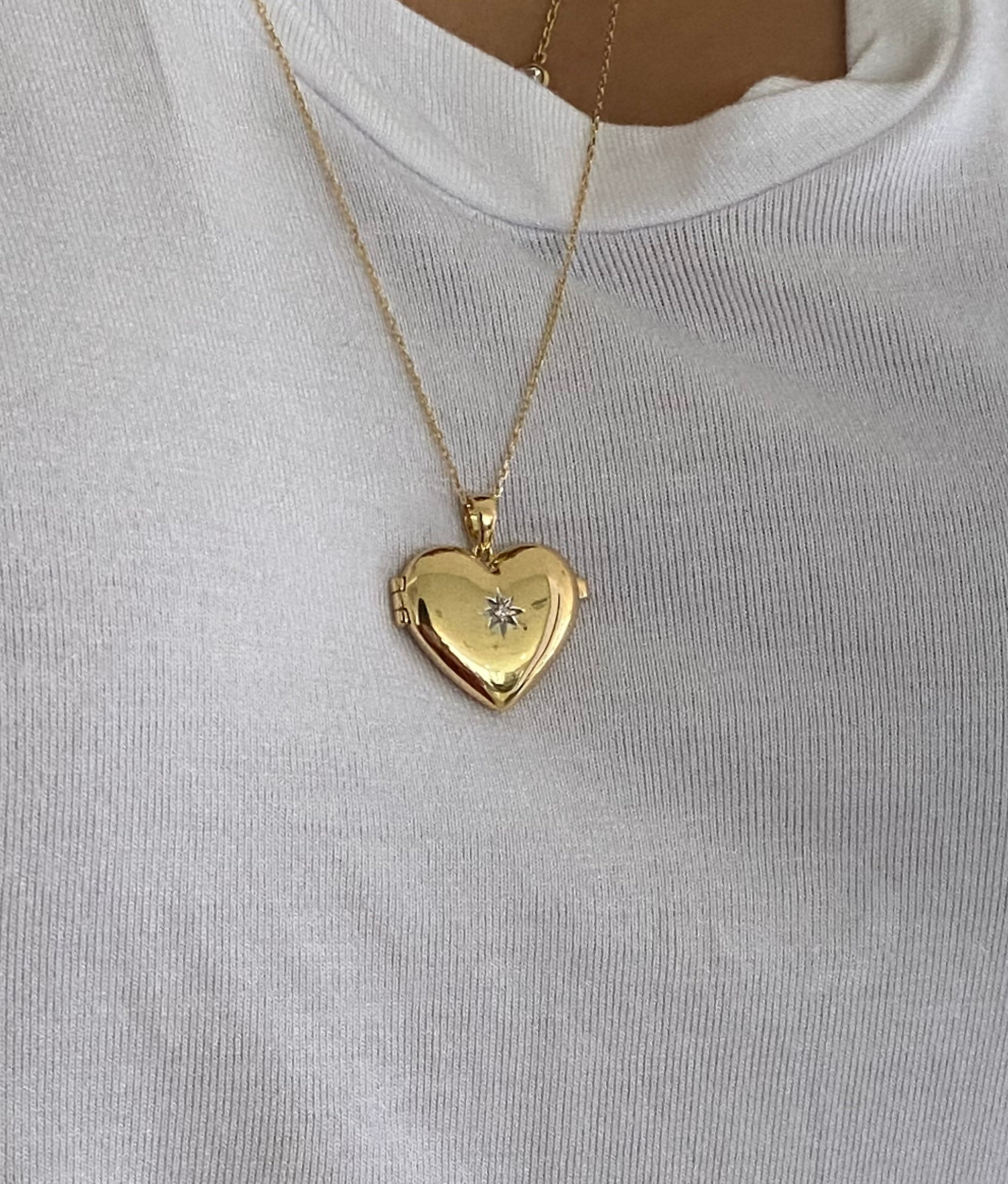 Heart Locket.