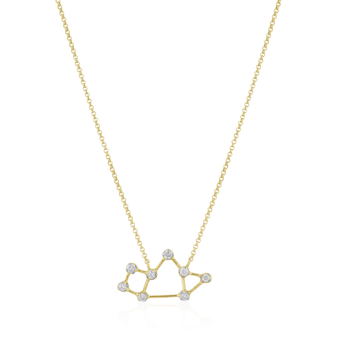 Sagittarius Constellations Necklace