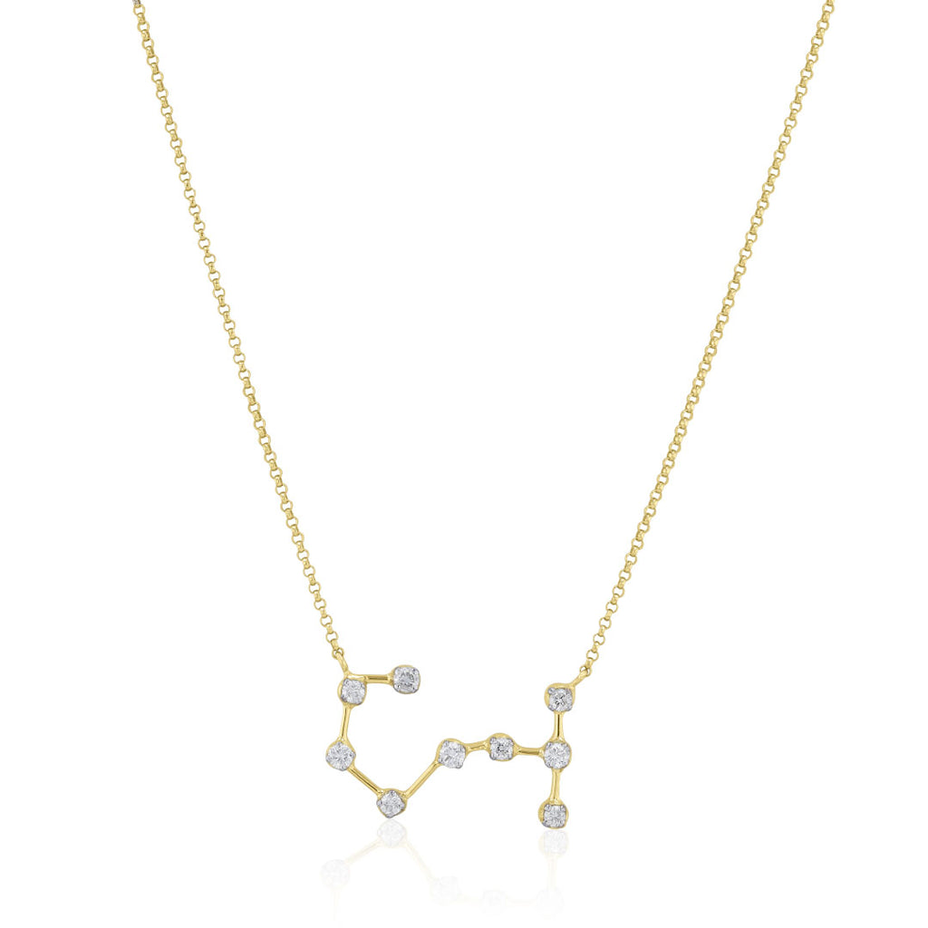 Scorpio Constellations Necklace