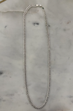 Medium Chain Reaction Silver Chain
