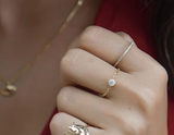 Sparkle Chain Ring
