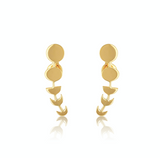 Moon Phase Earring (Single)