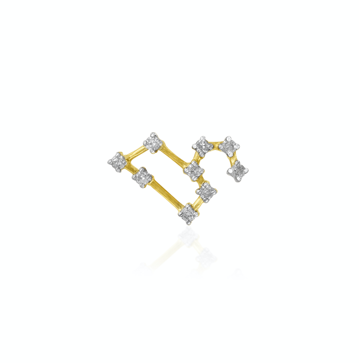Leo Constellations Earring