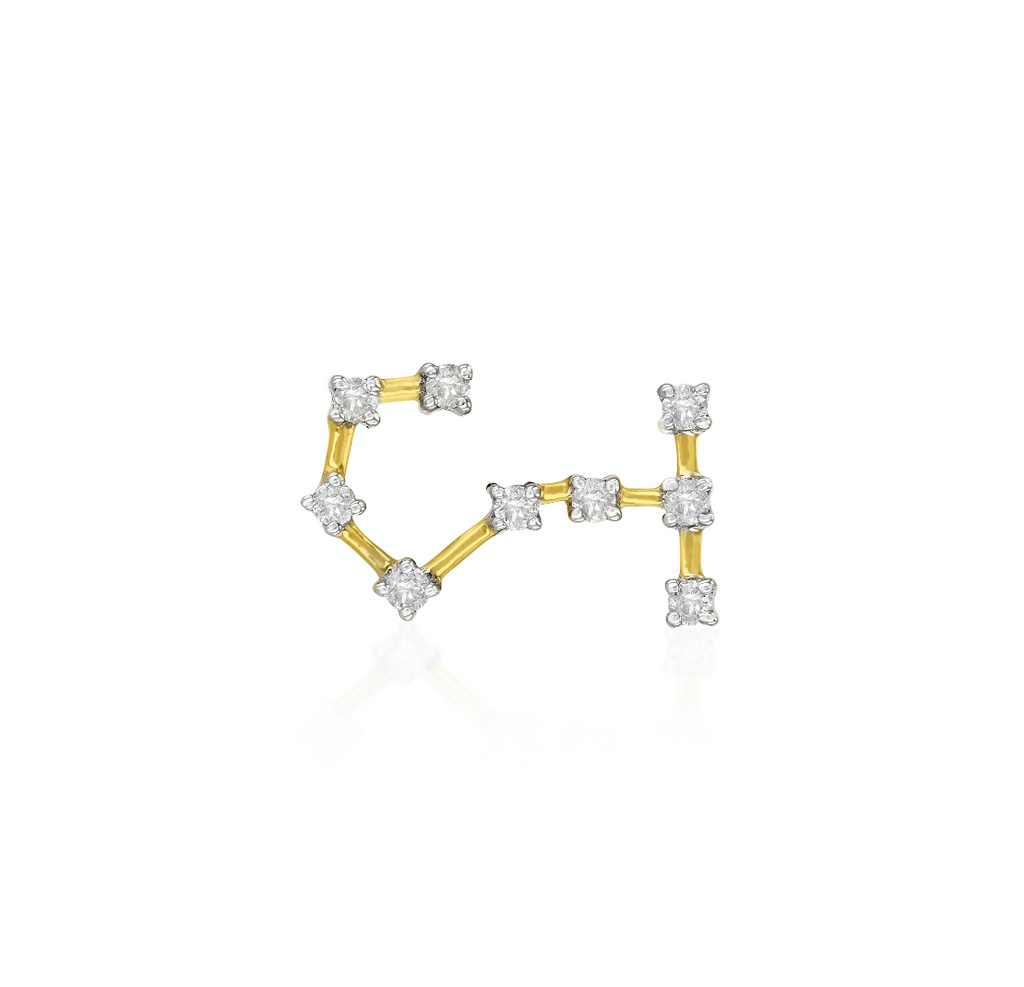 Scorpio Constellations Earring